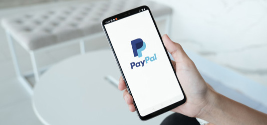 Accept Paypal payments on your restaurant website