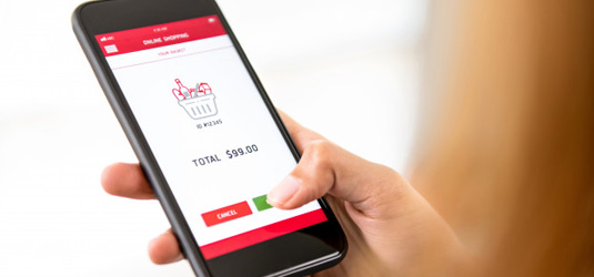 Accept online payments on your restaurant website